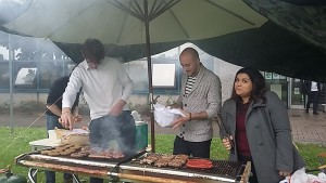 Barbecue Campus Responsable de l'ISEADD